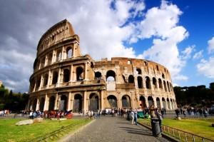 Italy-Colliseum